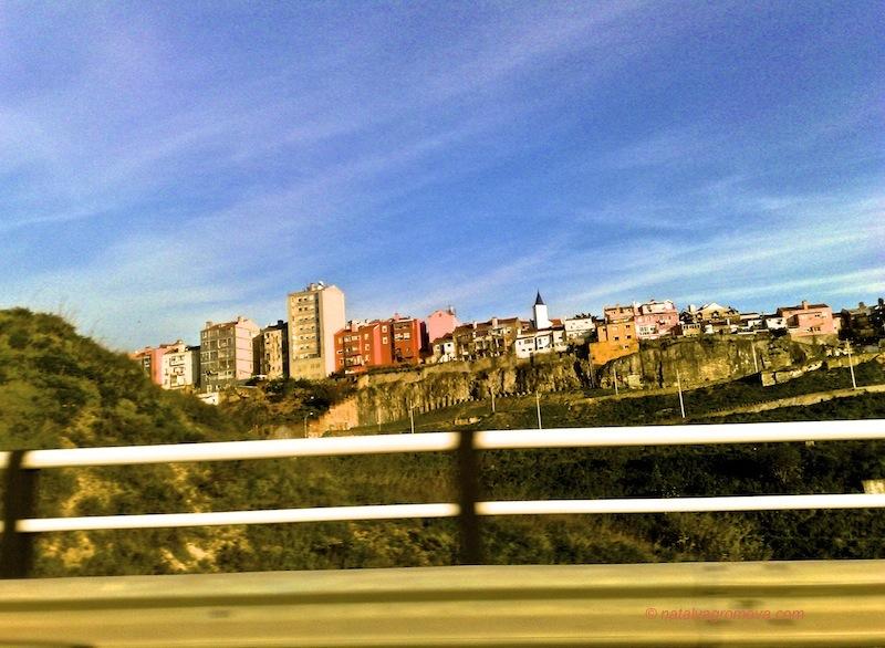 Португалия из окна