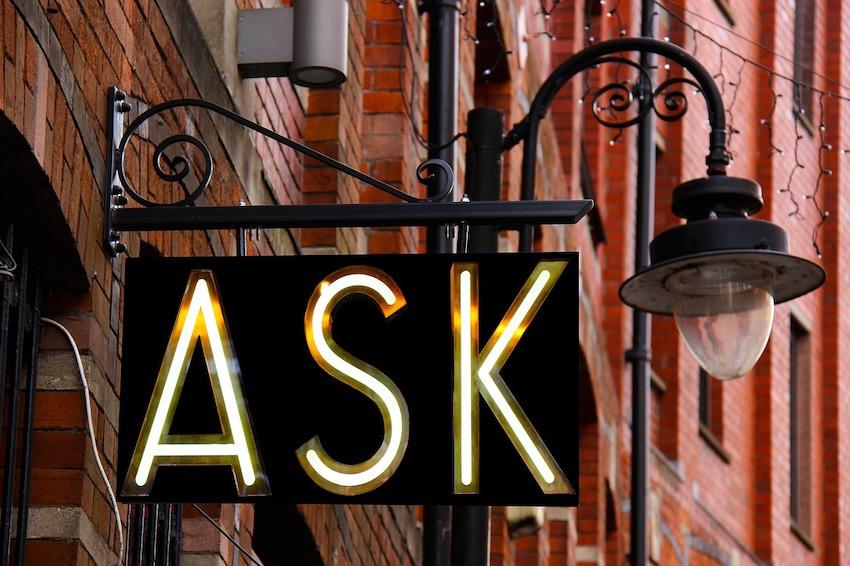 Спрашивай
