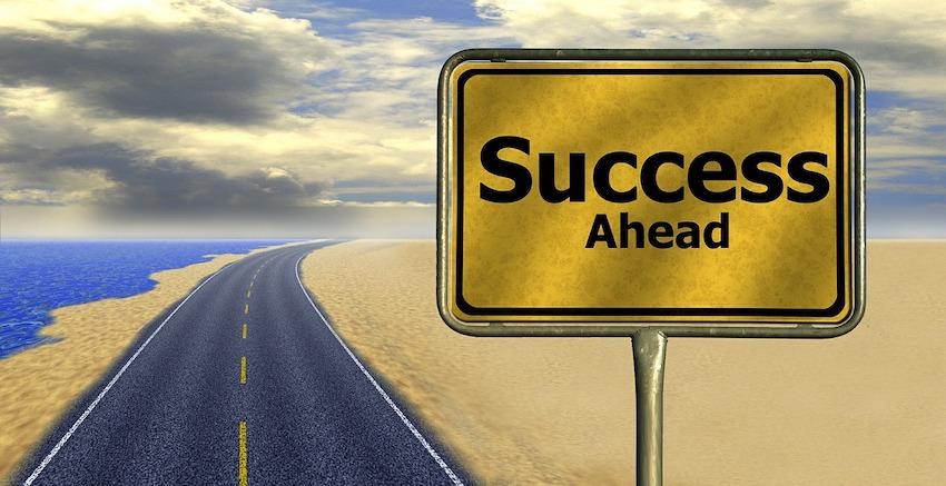 Успех впереди