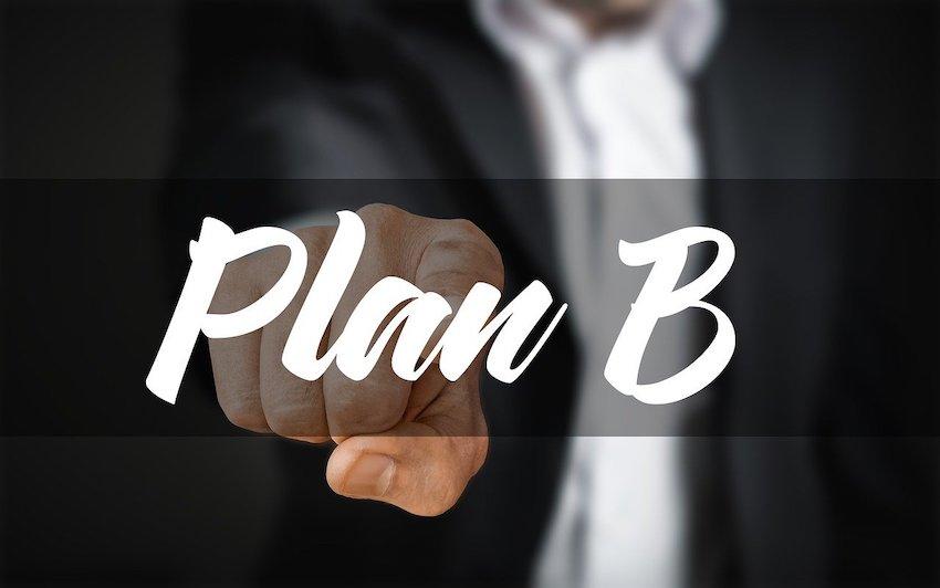 План В